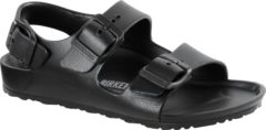 Zwarte Birkenstock Milano EVA Kinderslippers Small fit - Black - Maat 34