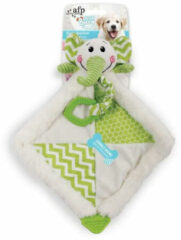 All For Paws Blanky Elephant - Hondenspeelgoed - 40x34x10 cm Multi-Color