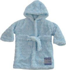 Softtouch Soft Touch Badjas Baby 0-12 Maanden Blauw