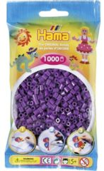 Hama midi Strijkkralen 0007 paars 1000 stuks