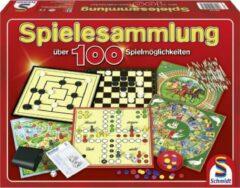 Schmidt Spielesammlung, 100 Spielmöglichkeiten Bordspel