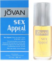 Jovan Sex Appeal 90 ml - Cologne Spray Herenparfum