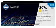 Hewlett Packard HP 307A - Gelb - Original - LaserJet - Tonerpatrone (CE742A)