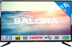 """Salora 1600 series Een schitterende 40"""" (102CM) Full HD LED televisie met USB (40LED1600)"""