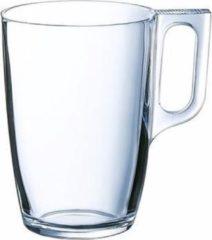 Transparante Merkloos / Sans marque Thee glas/beker 320 ml
