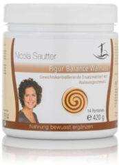 Nicola Sautter Figur Balance Drink, Walnuss, 420 g