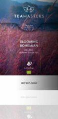 Teamasters Blooming Bohemian 8 x 14 Theezakjes - Biologische Thee - Jasmijn thee - Groene thee