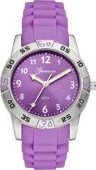 Paarse Garonne Kids horloge KQ27Q419