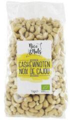 Nice & Nuts Cashewnoten Bio (1000g)