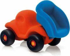Blauwe Rubbabu - Kiepwagen groot (oranje)