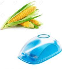 Blauwe Euro Lady EUROLADY EL-CS1; Corn Peeler