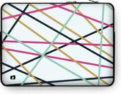 """DuckZip Laptophoes 15 inch – Macbook Sleeve 15"""" - Geometric N°6"""