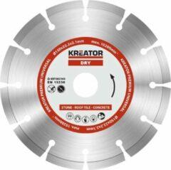 Kreator KRT082103 Diamantschijf - Ø150 mm - Premiun