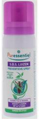 Puressentiel S.O.S. Luizen Preventieve Spray (75ml)