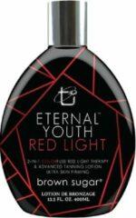 BROWN SUGAR ETERNAL YOUTH RED LIGHT Zonnebankcreme Collageenbank - 400 ml