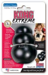 Kong Origineel rubber medium zwart
