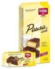 Schar Pausa Ciok merndina ricoperta al cacao senza glutine 10x35g