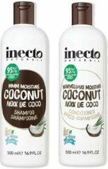 Inecto coconut shampoo en conditioner