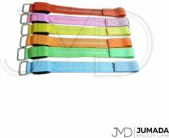 Jumada Reflecterende Hardloop Verlichting - Sportarmband - Met LED Verlichting - Hardlopen - Sporten - Groen