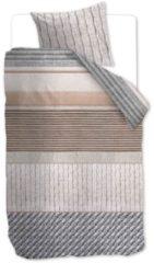 Beddinghouse Alec - Dekbedovertrek - Eenpersoons - 140x200/220 cm + 1 kussensloop 60x70 cm - Pastel