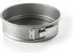 Grijze KitchenAid Springvorm Ø24cm - Non stick - Zwaar gealuminiseerd staal