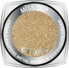 Miss cop Metallic Cream Eyeshadow 01 - Miel