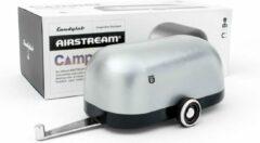 Zilveren Candylab Toys Candylab - Houten Design Speelgoedauto - Camper Airstream