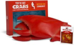 Asmodee You've Got Crabs Uitbreiding - Engelstalig Kaartspel