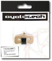 Cyclotech Components Prodisc Metal Remblokken voor o.a. Shimano Saint en Zee