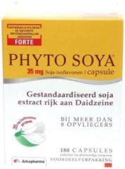 Arkopharma Phyto Soya Forte 35 mg - 180 Capsules - Voedingssupplement