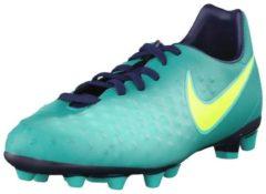 Fußballschuhe Jr Magista Opus II AG-Pro 844414-708 Nike Rio Teal/Volt-Obsidian-Clear Jade