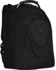 Zwarte Wenger Laptop backpack Ibex Deluxe Suitable for up to: 39,6 cm (15,6) Black