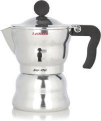 Zilveren Alessi Moka koffiemaker