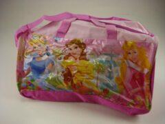 Roze Disney sporttas Princess met de Eekhoorn