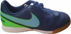 Blauwe Nike TiempoX Mystic V IC maat 37.5