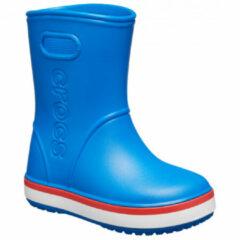 Crocs - Kid's Crocband Rain Boot - Rubberen laarzen maat C8, blauw