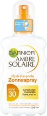 Garnier Ambre Solaire 12h hydratatie zonnebrand spray SPF30 - 200 ml