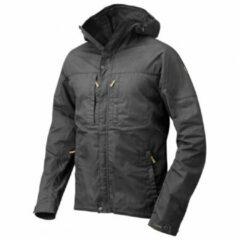 Grijze Fjällräven - Skogsö Jacket - Outdoorjack maat XS zwart/grijs
