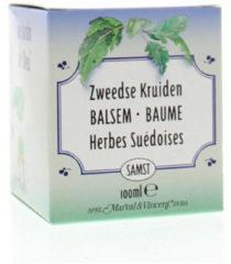 Marval&Vincent Marval & Vincent Zweedse Kruiden - 100 gr - Bodycrème