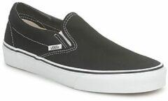 Zwarte Vans UA Classic Slip-On Sneakers Unisex - Black - Maat 38.5