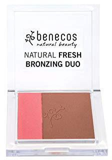 Afbeelding van Benecos Natural fresh bronzing duo Ibiza night 8 Gram