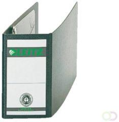 Ordner Leitz 1078 A6 Dwars 77mm karton zwart