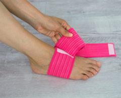 Universele bandages Hydas roze