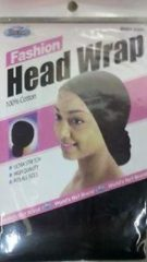 Zwarte Dream World Dream Fashion Head Wrap