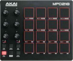 Zwarte Akai Professional Mpd218 Midi-Controller