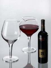 Transparante Deru Decanter Glas ASTORIA, per stuk
