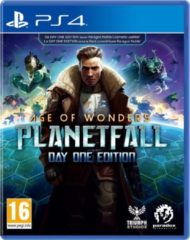 Paradox Interactive Age of Wonders - Planetfall Day One Edition - PS4