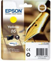 Gele Epson Singlepack Yellow 16 DURABrite Ultra Ink