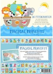 Gele Magical Moments Fotokaarten Box - Baby Jongen