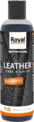 Royal furniture care Leather care & color Olijfgroen